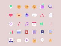 Icons for The Magical World of Data