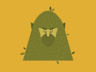 Faces of the Universe: Moss Man