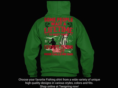 Limited Edition - Favorite Fishing Buddy