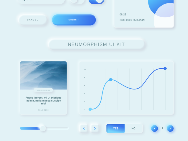 Freebie UI Kit