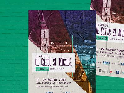 Music Festival Poster Design agency clientwork music books festivaldesign festival graphicdesign visualdesign posterdesign