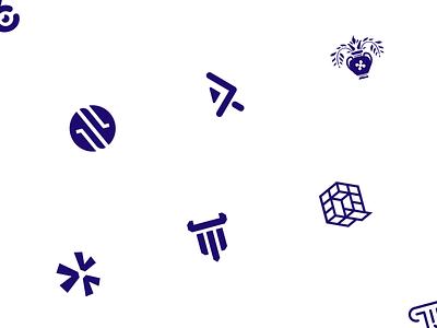 Logo collection 2020 branding agency agency identitydesign identity branding logofolio logo