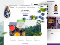 Organic food e-commerce