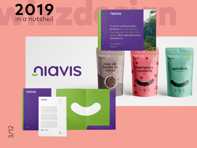 Niavis Visual Identity Exploration