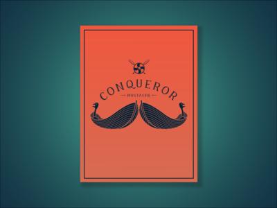 Conqeror Mustache
