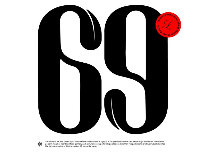 Desire of lust design vector typography illustration