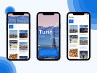 Simple Travel Guide App Part I