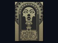 Hôtel Radio - Business Card