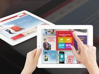 Vodafone Responsive Design