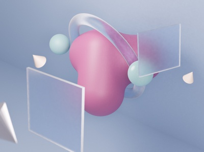 Abstract -3D