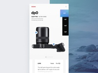 Sigma dp0 camera
