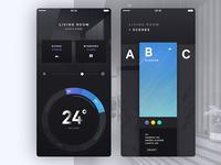 Smart Home Visual Language