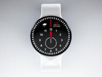 Orbit Watch By Alex Sol