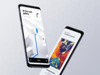 Museum App for Fantasy