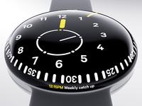 Orbit watch refined