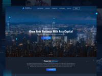 Asia Capital Investment Fund_Landing Page