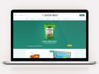 Gluten Freest Homepage