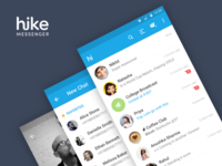 Hike Messenger 4.0
