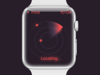 Apple Watch - Location Concept