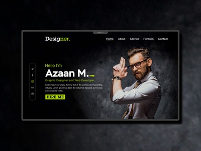 Designer illustration ux ui design adobe photoshop adobe illustrator