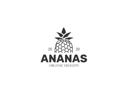 Logo Design monogram logo monogram design adobe photoshop adobe illustrator minimal pineapple lettering mark logo mark logotype logo design