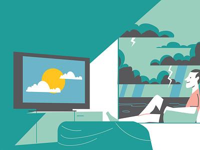 sun illustration