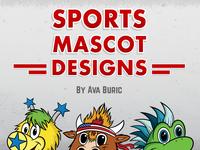 Sports Mascot Designs