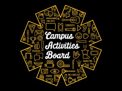 UCF Campus Activities Board Design