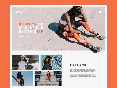 Here's To vector ux ui mock up illustration icon web flat design branding app animation