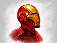 "I am Iron man ""Ironman"""