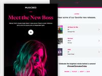 Musicbed Newsletter- Meet the New Boss