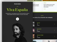 Musicbed Newsletter - Viva España