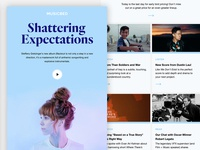 Musicbed Newsletter - Shattering Expectations