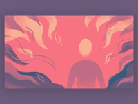 Fear Illustration 04