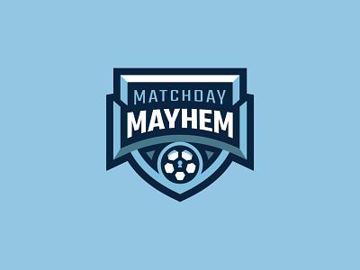 Matchday Mayhem logo