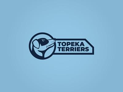 Terriers Logo dog terrier kansascity breakout escape room escape kansas soccer sports branding logo