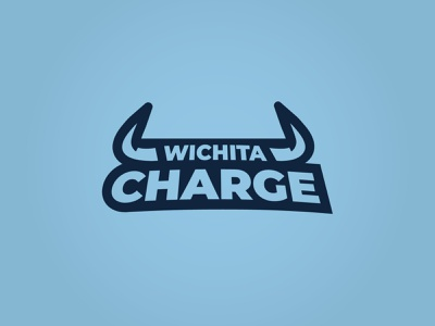 Charge Logo escape escape room breakout sports logo sports logo soccer horns bison buffalo charge kansas wichita