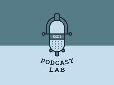 Podcast Lab Logo
