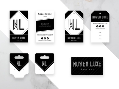 Woven Luxe Boutique | All Print Graphics