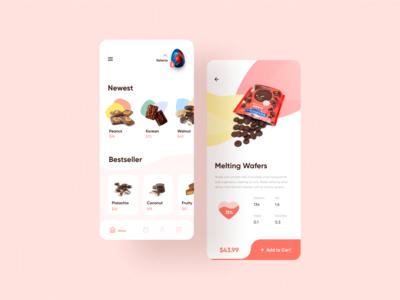 MagChoco Store Application