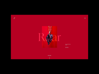 Second Pétale animation luxury fashion shop ecommerce editorial grid layout minimal typography