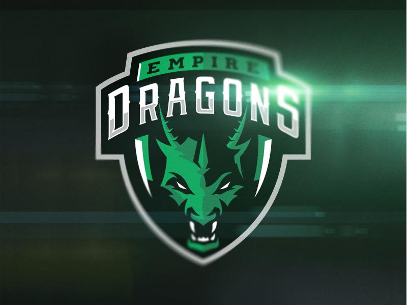Dragons for sale design logo mascot esport team sport dragons