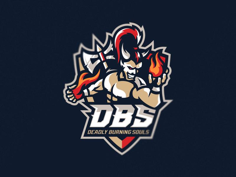 Demons demons hell gaming team sport mascot identity logo esport