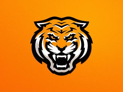 TIGER free mascot tigers download free logo sport gaming illustration concept design team logo esport mascot