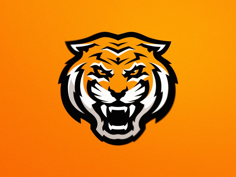 TIGER free mascot tigers download free logo sport gaming illustration concept design team logo esport mascot