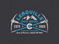 Leadville Race Series lockup