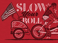 Twin Six / Slow Your Roll T