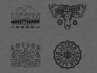Lutsen NINETY NINER graphics