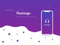 Flamingo - Music App