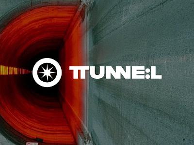 Logo Design - Tunnel star logo tunnel branding logo design logodesign boldmonkey